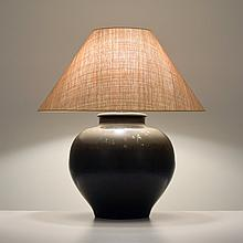 Karl Springer MING VASE Table Lamp