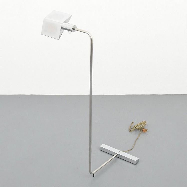 Lot Cedric Hartman Adjustable Floor Lamp