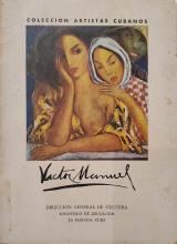 Victor Manuel. Coleccion Artistas Cubanos
