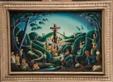 Byron, Bourmond: Crucifixion, N.D.