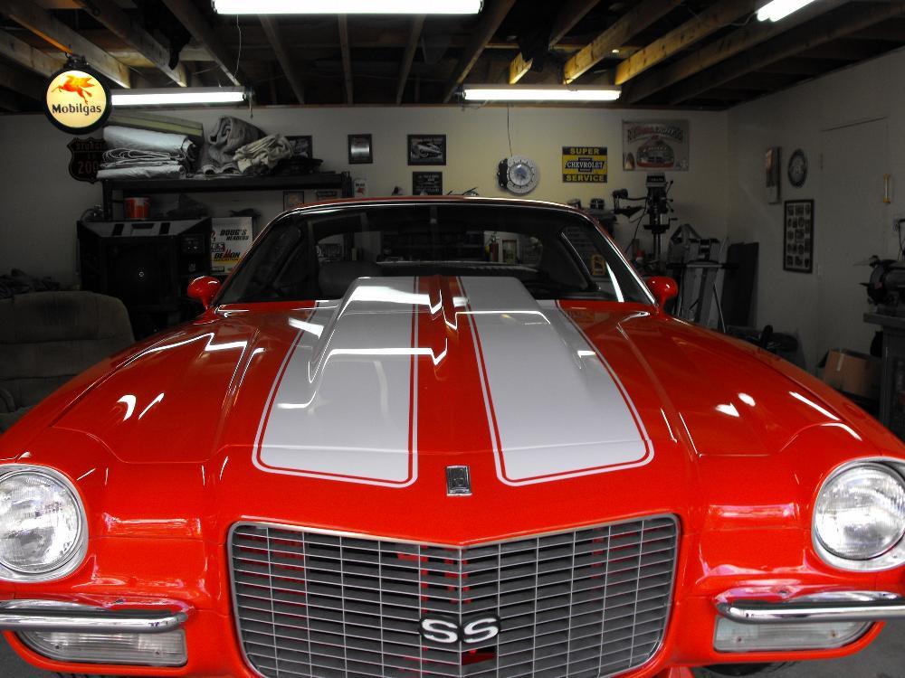1970 Chevy Camaro SS