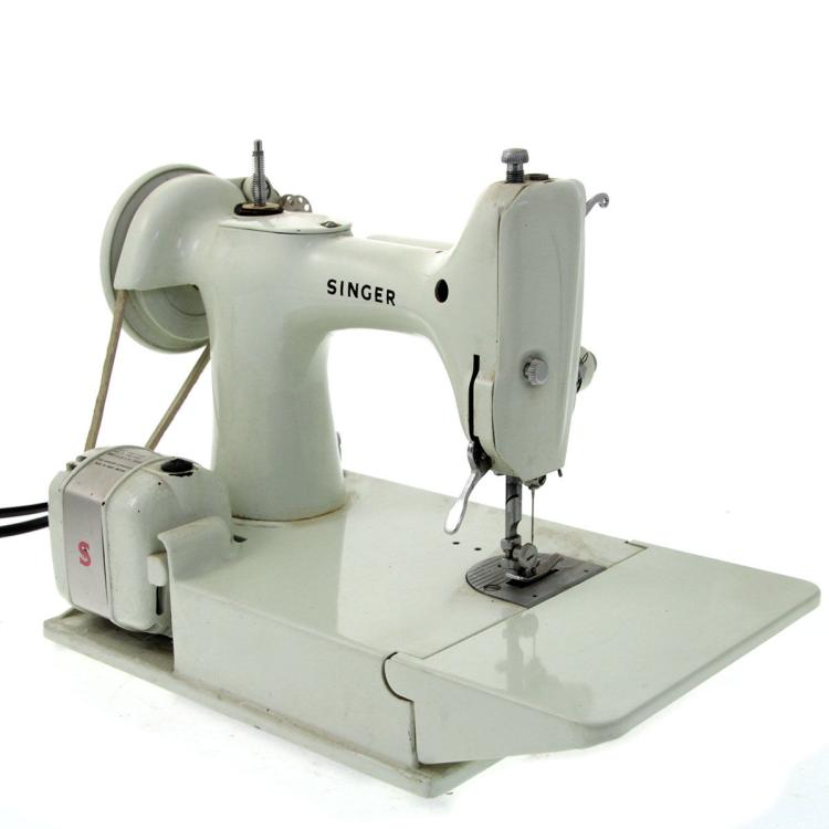 portable electric singer sewing machine