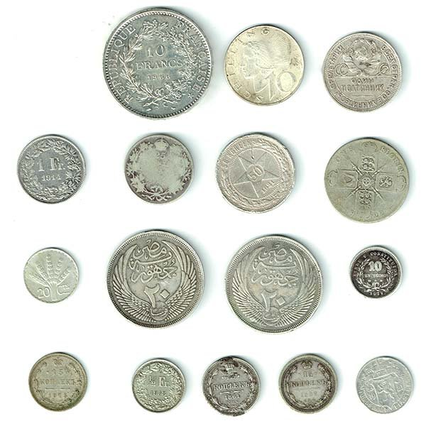 List of silver coins of the world : FOREX Trading
