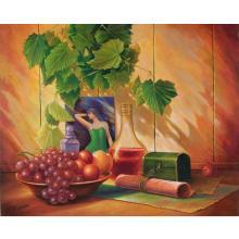 Avi Belaish - Still Life, Oil on Canvas.