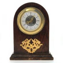 Vintage Mercedes Mantel Clock.
