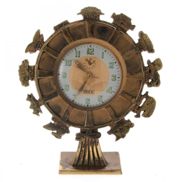 Idox 12 Tribes of Israel Alarm Clock.