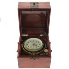 Russian Kirova Poljot Marine Chronometer Ship Clock.