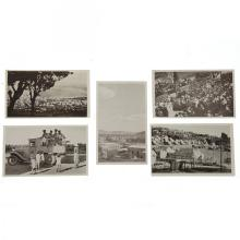 Five Palestine Postcards.