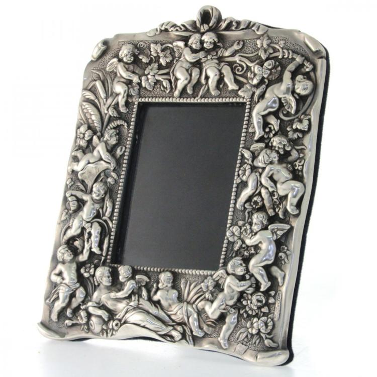 Sterling Silver Photo Frame.