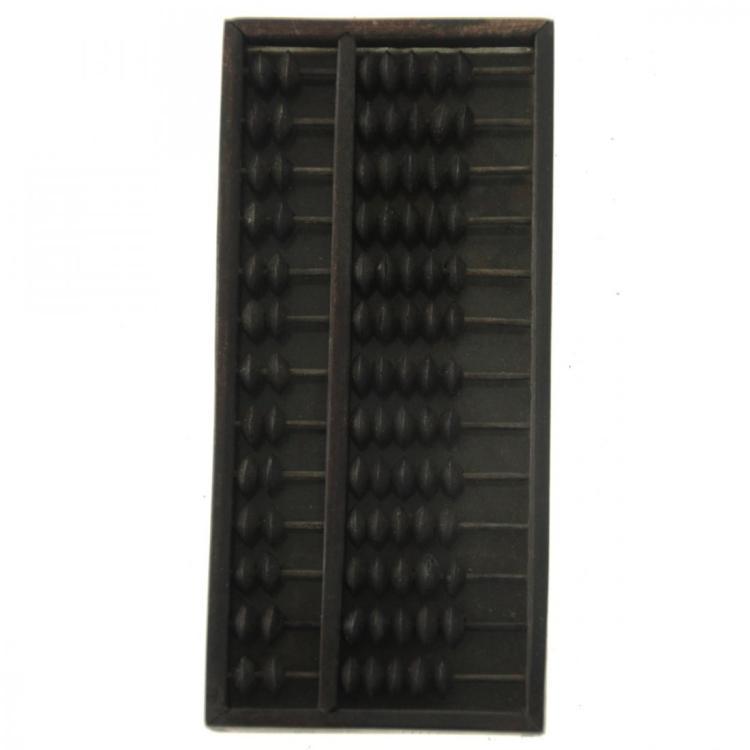 Japanese Wood Abacus.