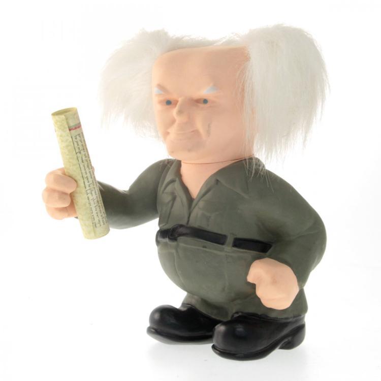 David Ben Gurion Doll.