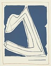 Robert Motherwell, Summertime in Italy (with Lines)
