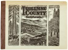 Tuolumne County California: Being a Frank, Fair and Accurate Exposition, Pictorially and Otherwise, of the Resources and Possibilities of the Magnificent Section of California - 1909 Scarce Sonora Promotional Book