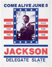 Come Alive June 5: Vote for the Jackson Delegate Slate