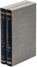 Baja California, 1535-1956 [and] Baja California II, 1535-1964: A bibliography of Historical, Geographical and Scientific Literature relating to the Peninsula of Baja California and to the Adjacent Islands in the Gulf of California and the Pacific