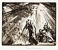 With 33 signed etchings by Sir Frank Brangwyn