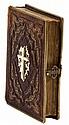 Rare Czech prayer book with interesting binding, c.1900