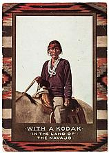 With a Kodak in the Land of the Navajo