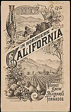 Northern California, a description of its soil, climate, productions, markets, occupied and unoccupied lands. Homes in a winterless climate, where all the products of the temperate and semi-tropic zones grow to perfection