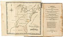 Sketch of a Journey Through the Western States of North America, from New Orleans, by the Mississippi, Ohio City of Cincinnati and Falls of Niagara, to New York in 1827...With a Description of the New and Flourishing City of Cincinnati