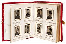 Civil War archive of Lieutenant James Clinton Woodworth, 25th Regiment Massachusetts Volunteers, Company H, 1861-1865