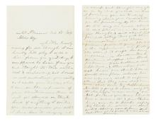 Archive of Civil War letters