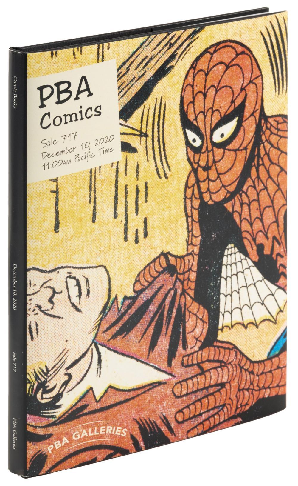 PBA COMICS Hardcover Ltd Edition CATALOGUE * Pre-Code HORROR * 1 of 15 Copies