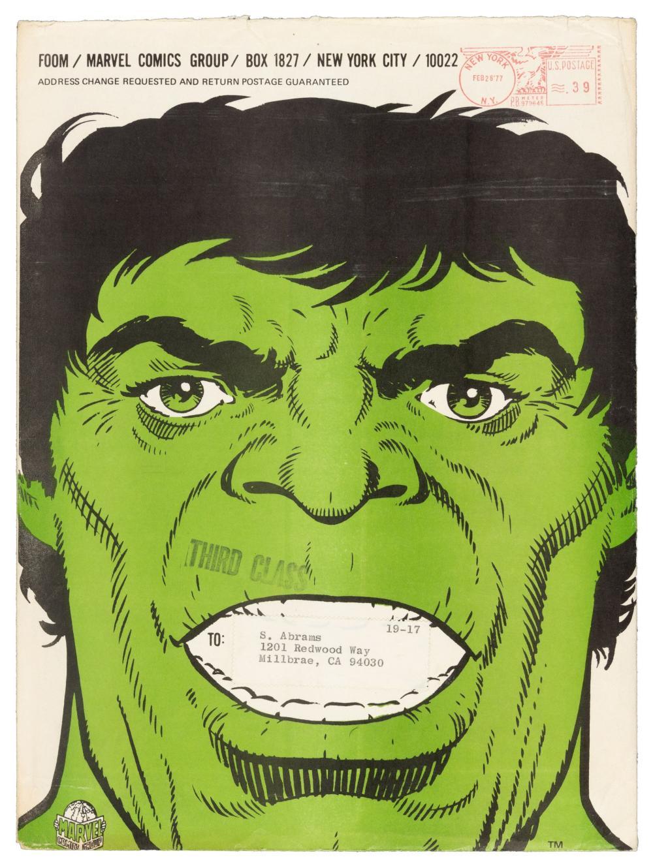 Marvel Merch: F.O.O.M. Membership Kit, 1970s