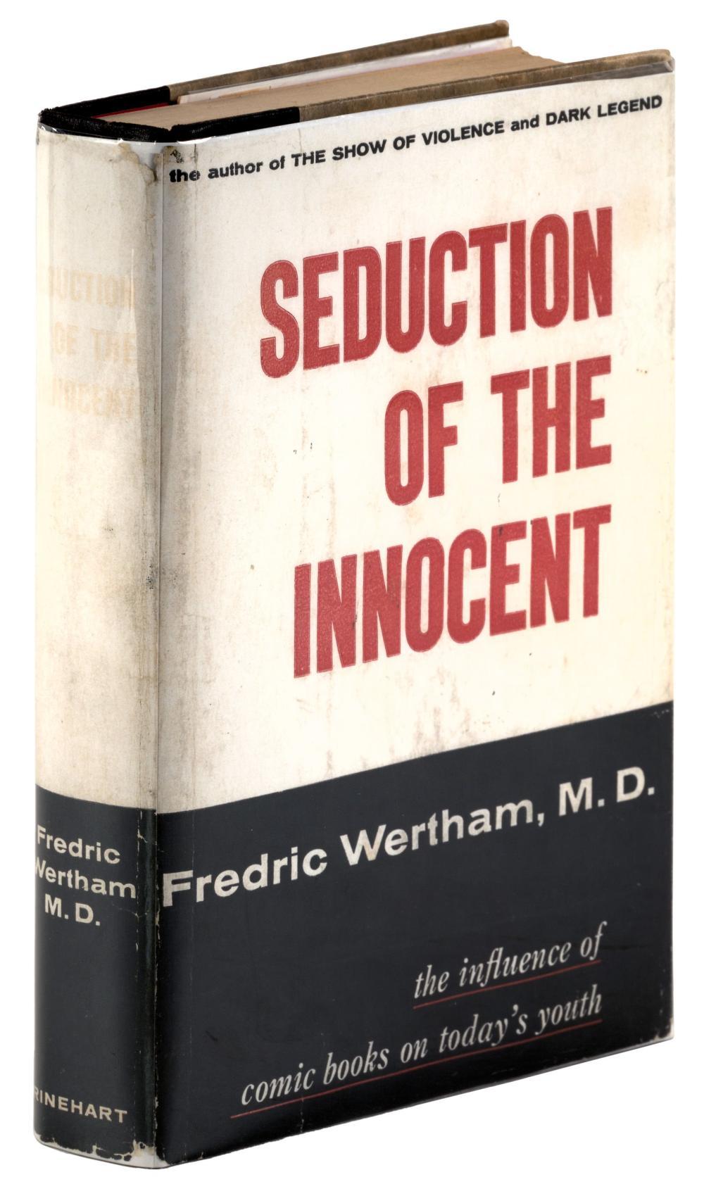 Wertham's SEDUCTION OF THE INNOCENT * Nietzsche in the Nursery