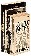 Five volumes about African American politics and social issues of the 1960s