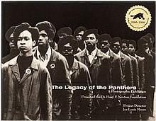 The Legacy of the Panthers: A Photographic Exhibition - signed by Frederika Newton, David Hilliard and Elaine Brown