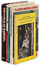 Five volumes by Richard Brautigan