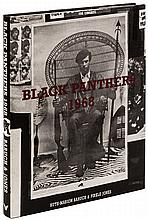 Black Panthers 1968 - signed by Pirkle Jones and Kathleen Cleaver