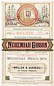 NEHEMIAH GIBSON