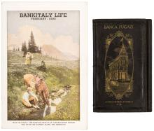 Bankitaly Life: Published by and for the Officers and employees of the Bank of Italy. Head Office San Francisco, California