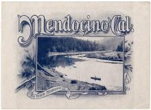 Mendocino, Cal.