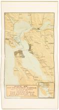 On the Bay of San Francisco: Vallejo, U.S. Navy Yard, Mare Island and Vallejo Route.