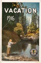 Vacation 1916: Northwestern Pacific