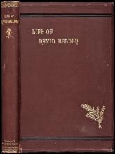 Life of David Belden.