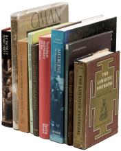 Ten volumes on art and history