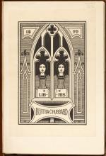 Maud - One of 40 copies on Japan vellum, Bertha C. Hubbard's copy