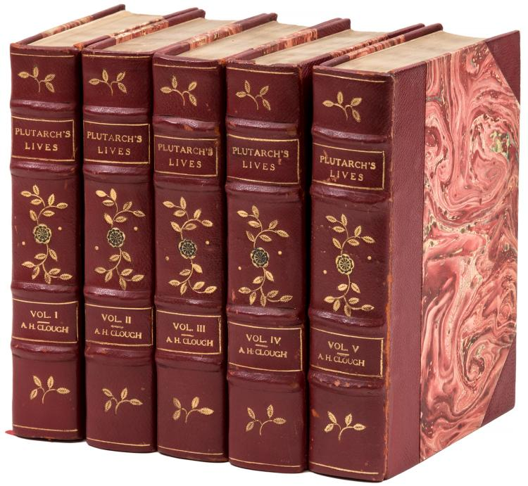 Plutarch's Lives, The Translation Called Dryden's