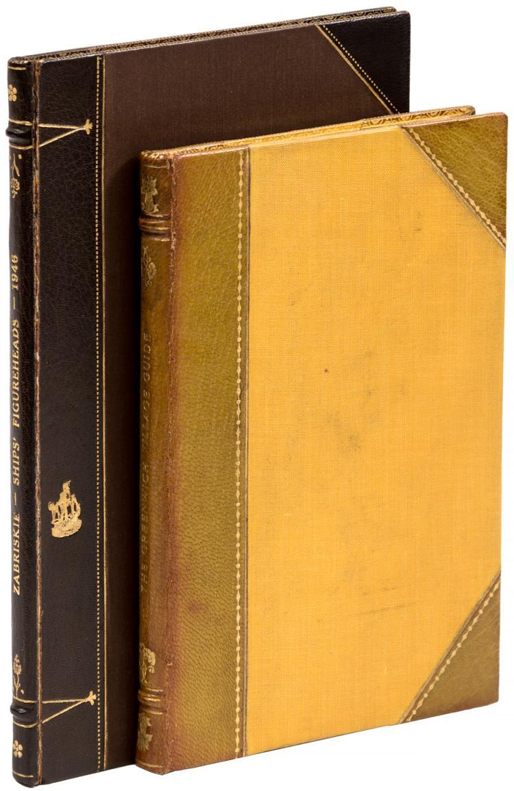Two works bound by George A. Zabriskie