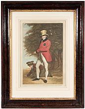 Color mezzotint of John Taylor