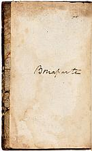 WITHDRAWN Dictionaire de Musique, Tome Premier, A-E - Napoleon Bonaparte's Copy