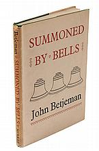Summoned by Bells - inscribed from the author to Jacqueline Kennedy Onassis