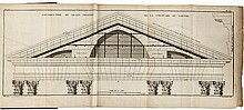 Cours d'architecture, ou Traité de la Décoration, distribution & construction des bâtiments ; contenant les leçons données en 1750 et les années suivantes.