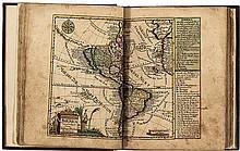 Atlas selectus von allen Königreichen und Ländern der Welt: zum bequemen Gebrauch in Schulen, auf Reisen und beij dem Lesen der Zeitungen