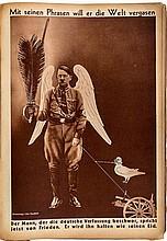 AIZ  Pictorial. Arbeiter-Illustrierte-Zeitung  [The Workers Pictorial Newspaper], Year of 1933