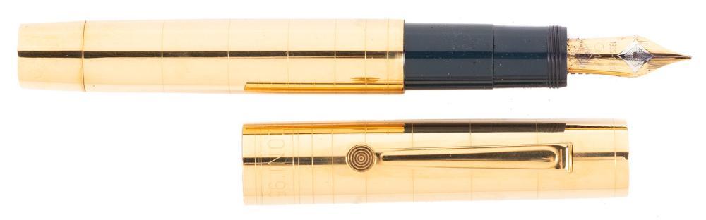 OMAS 100 Anni di Radio 18K GOLD Ltd Ed Fountain Pen